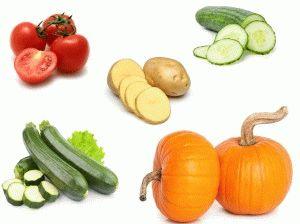 Самые полезные продукты при подагре