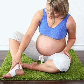 Судороги при беременности