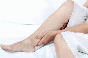 Разминание ног