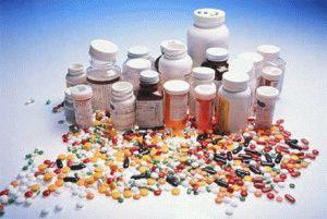 Медикаменты при подагре