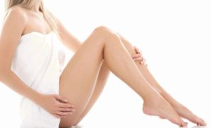 Ухоженные ноги после беременности