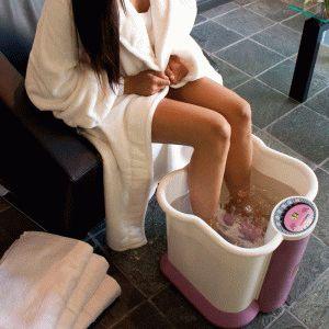 Ванночка для снятия отёка