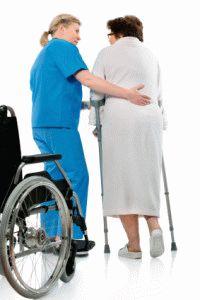 Забота о больном после инсульта