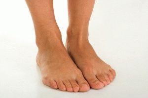 Мужские ноги в порядке