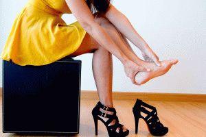 Отекают ноги
