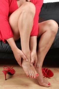 Проблемы с нижней частью голени