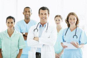 Команда врачей