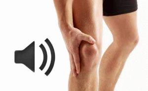 Хруст в коленях