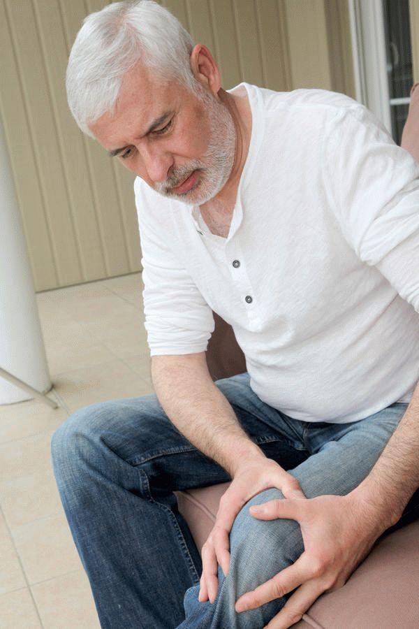 болезни коленных суставов пожилых