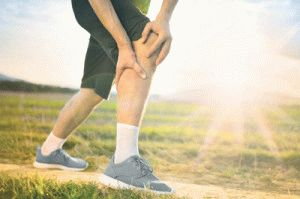 Перенагрузка на суставы