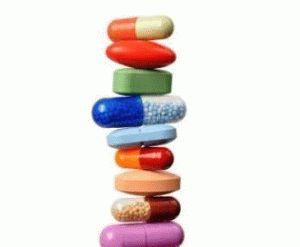 Назначенные препараты