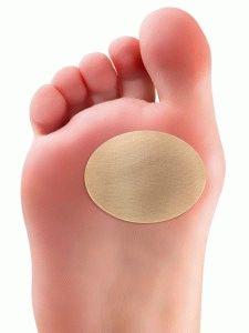 Пластырь для ног