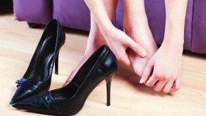 Болезненность ног