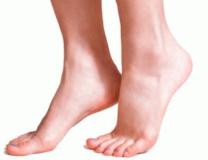 Прогулка на носках
