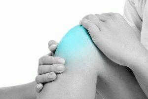 Боль в колене у ребёнка