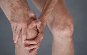 Сильная боль в суставах