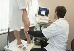 Диагностика варикоза