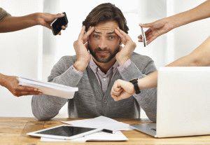 Стресс как фактор варикоза