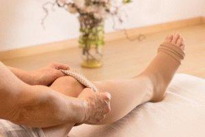 Компрессионный трикотаж для ног