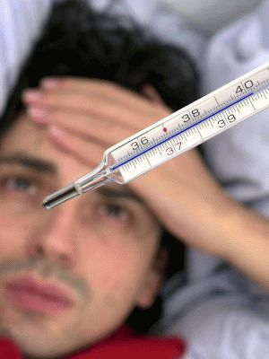 Температура при артрите: причины, показатели, советы