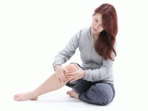 Боль у коленей