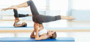 Йога для здоровых ног