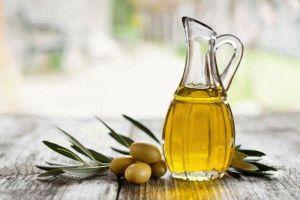 Оливковое масло не повредит