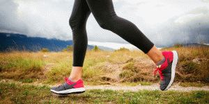 Спорт полезен для ног