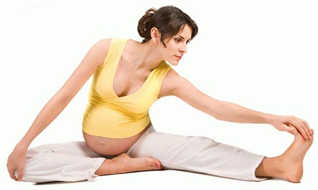 Судороги в икрах ног ночью при беременности