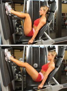 Физические нагрузки на ноги
