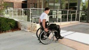 Инвалидность ног
