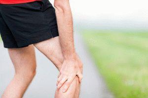 Спазмы в ногах
