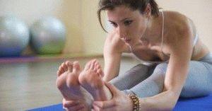 Физические упражнения против судорог