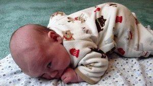 Малые судороги у младенца