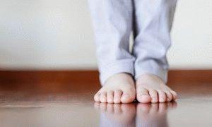 Боль в ножках у детей