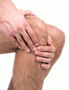Болезненность в колене