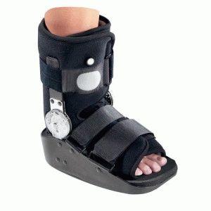 Фиксация стопы после травмы