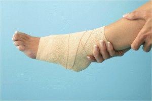 Травмы ног