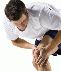 Боль в коленке