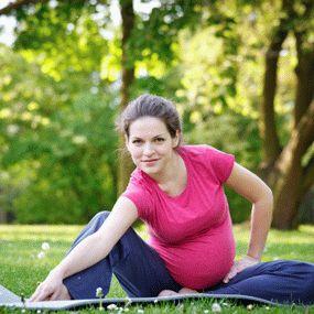 Колени болят во время беременности