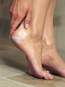 Лечение ступней