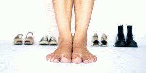 Выбирайте правильно обувь для бега