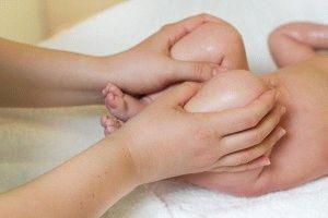 Физиотерапия для детских ног