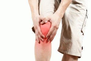 Повреждение сустава колена