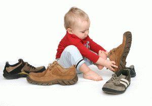 Подошвенный фасцит у ребёнка