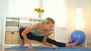 Как сделать растяжку ног: упражнения и советы