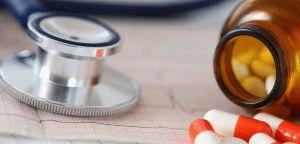 Лечение лекарствами