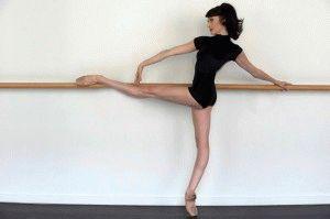 Растягиваемся как балерины