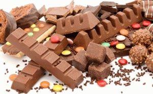 Шоколад весьма вреден