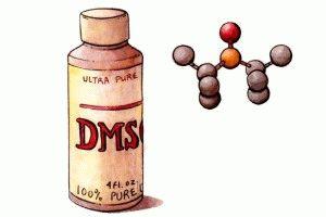 Препарат диметилсульфоксид